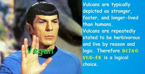 Vulcans are typically depicted as