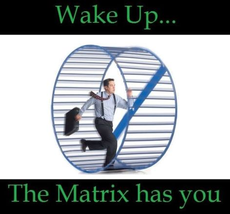 wake up the matrix has you
