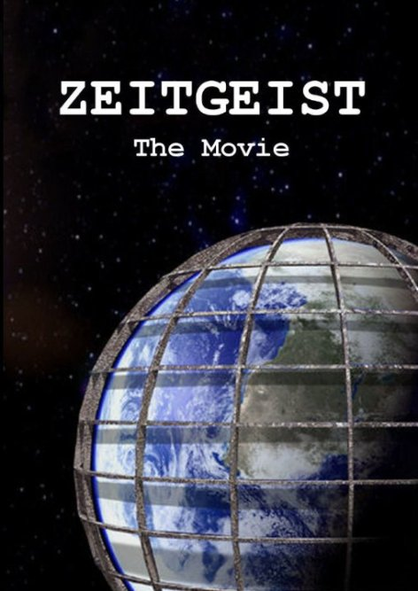 zeitgeist the movie cover poster