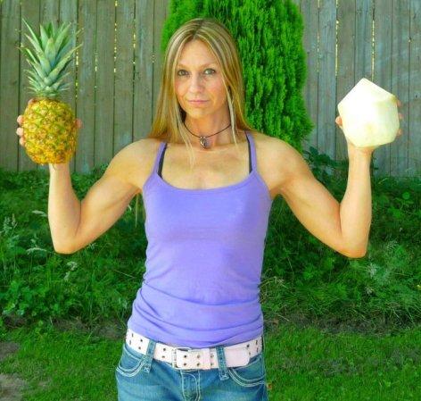 Gina Matthews Vegan
