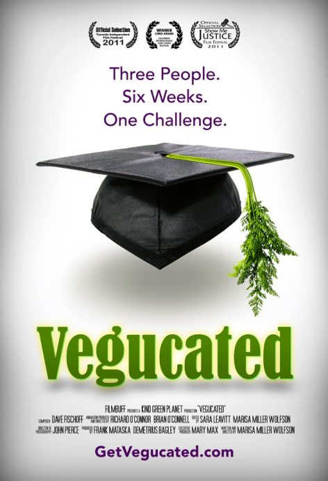 vegucated cover poster