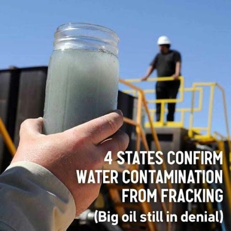 4 States Confirm Water Contamination From Fracking