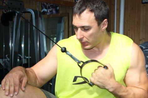 Alexey Voyevoda Vegan