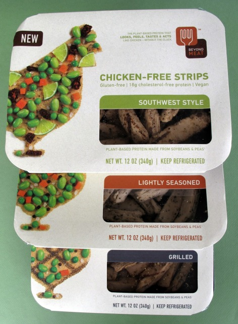 Beyond Meat Chicken Free Strips