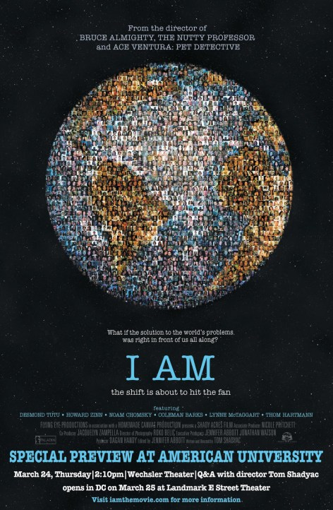 I AM Cover Poster